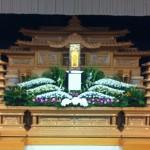花よし様 生花祭壇実例2