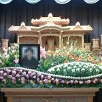 生花祭壇作成事例22