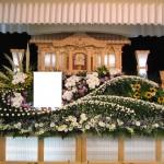 生花祭壇作成事例28