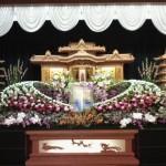 生花祭壇作成事例25