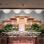 生花祭壇作成事例15