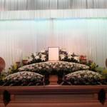 生花祭壇作成事例14