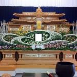 花よし様 生花祭壇実例3