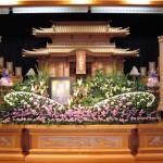 生花祭壇作成事例12