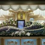 生花祭壇作成事例24