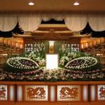 生花祭壇作成事例5