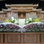 生花祭壇作成事例19