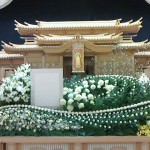 生花祭壇作成事例29