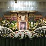 生花祭壇作成事例27