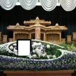 生花祭壇作成事例21