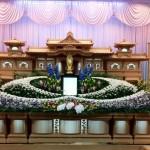 花よし様 生花祭壇実例5