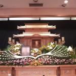生花祭壇作成事例11