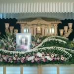 生花祭壇作成事例23