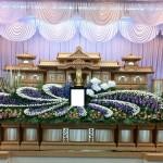 花よし様 生花祭壇実例4