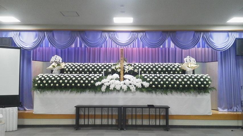 花you様 生花祭壇実例6